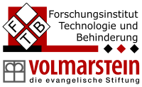 Logo des FTB der Evangelischen Stiftung Volmarstein